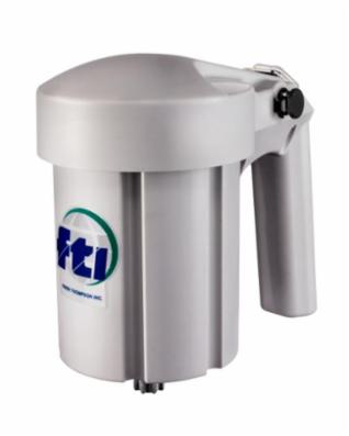 FTI pumpemotor S6 batteridrevet fra PUMPEGRUPPEN