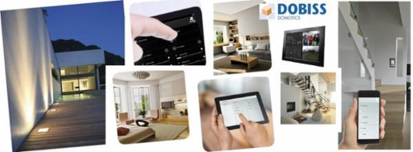 Få det bedste ud af dit hjem med DOBISS Homeautomation - Intelligent Byggeri