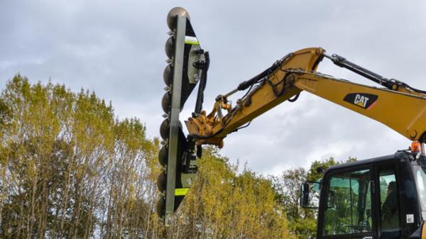 Verdens Største Grensav | GreenTec LRS 4002 & 4802