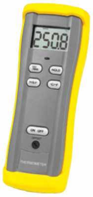 Digital termometer til termoelement type K