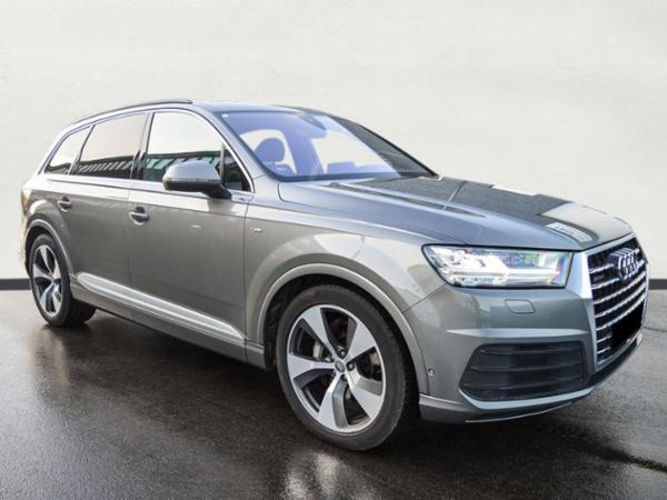 Audi Q7 3,0 TFSi 333 quattro Tiptr. 5d