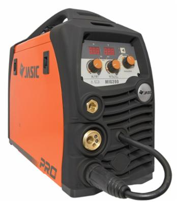 Jasic MIG200 Synergisk bærbar svejsemaskine