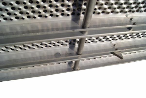 Aluminiums  Tralle kl. 6