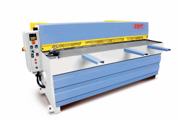 SHV MS 1560 x 3 mm mekanisk pladesaks