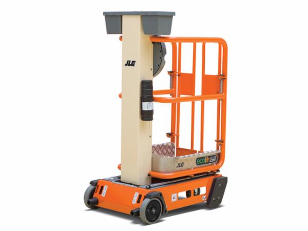 JLG har et bredt program til Industrien på både mekaniske og elektriske lifte
