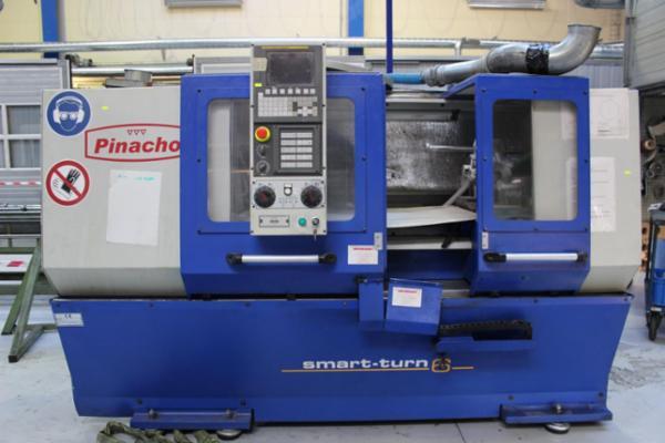 CNC-drejebænk PINACHO SmartTurn 6/Smart 225