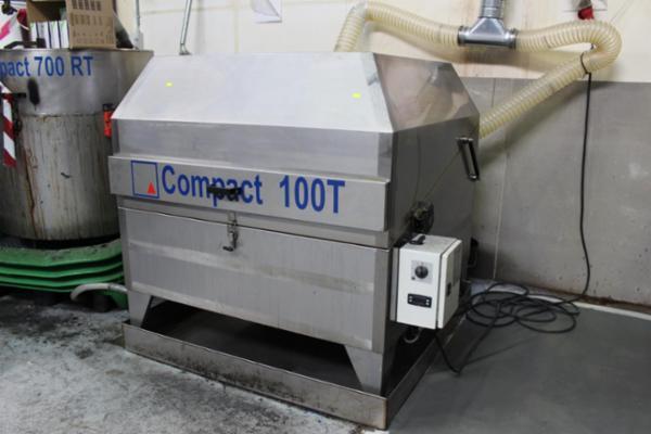 Alkalisk affedtning COMPACT CLEAN 100-T
