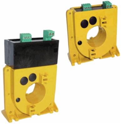 HT35Bm og HT35Bs strømtransformer med hall effekt transducer.