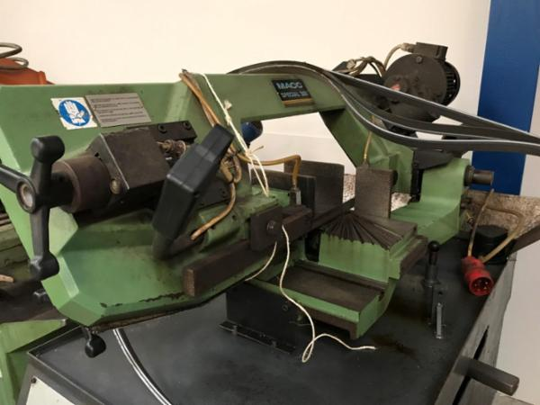 MACC manuel båndsav type Special 300M