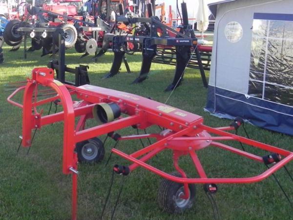 Saphir rotorvender GS300/2