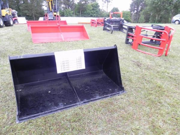 Universal frontlæsser skovl 1,2 mtr