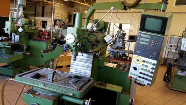 MAHO MH 800P CNC værktøjsfræser