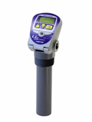 U-Sonic series - ultralydsmåling i tanke, brønde og åben kanal flowmåling