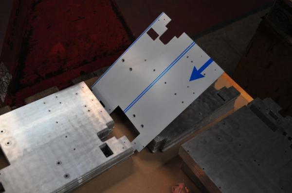 Fuld 5 axede CNC bearbejdning tilbydes