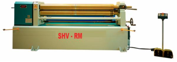 SHV RM 1570 x 130 3 valset asymmetrisk valse med forbuk