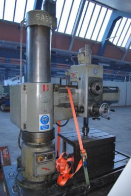 SASS TL 1300 -   Radialboremaskine