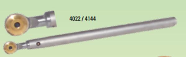 17 mm termit med lige stang + 16 mm sigt HSS