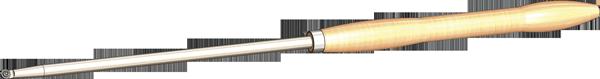 11 mm termit HM skubspids med lige skaft