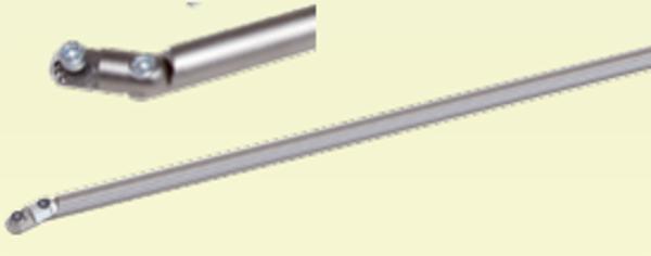 17 mm Asta termit med knudepunkt indsats