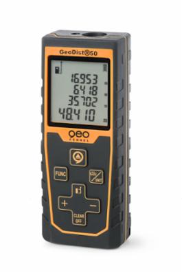 GeoFennel GeoDist 50 afstandsmåler