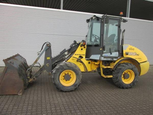 New Holland W 80
