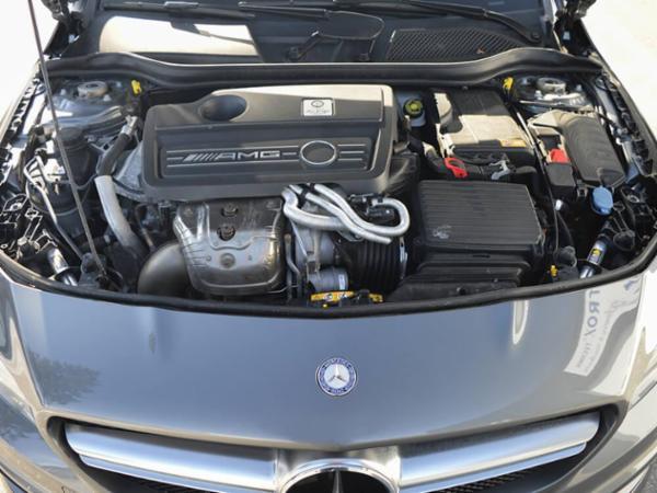 Mercedes CLA45 2,0 AMG aut. 4-M 4d