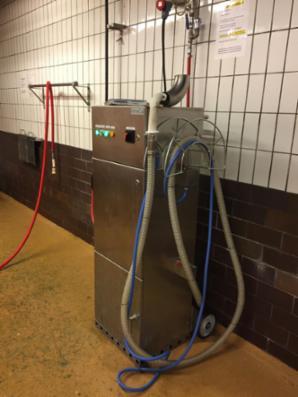 Arneco Damp desinfektionsanlæg