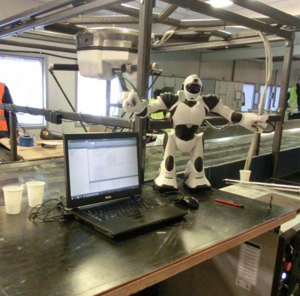 ABB robot type flexpicker sælges