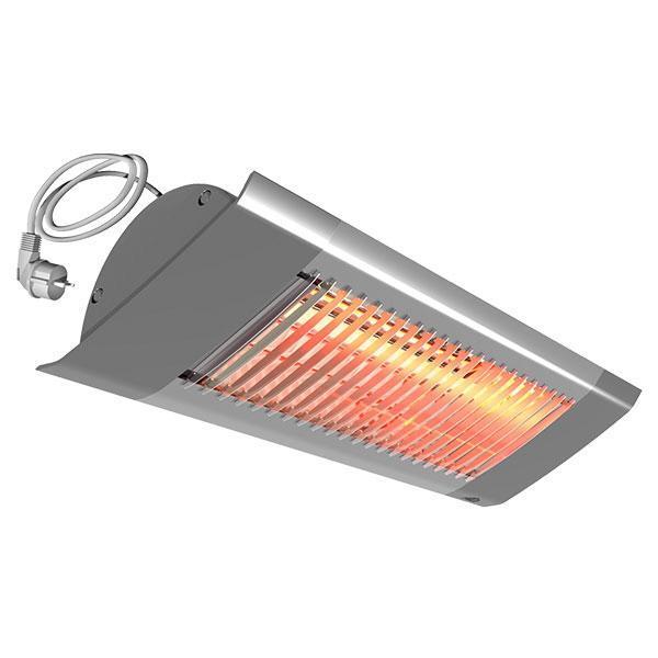 IHC terrassevarmer fra Tempus Heat A/S giver et mildt lys og har billige driftsomkostninger