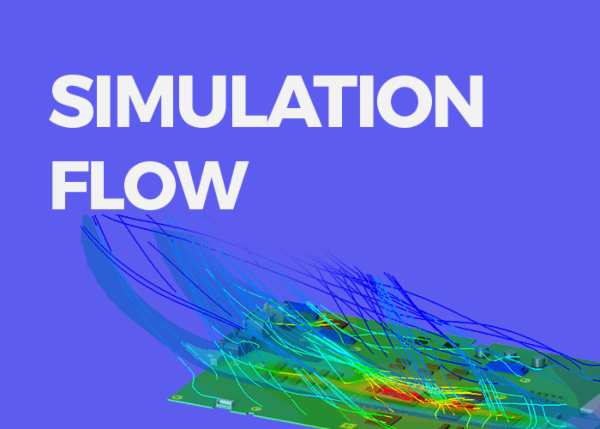 SOLIDWORKS Simulation Flow - CFD gjort nemt