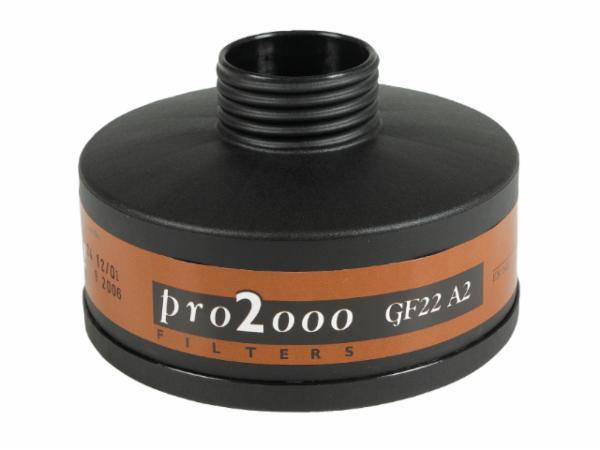 Gasfilter k2 pro2000