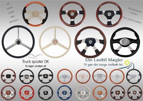 Truckspoiler- spoilerudrustning til alle vare og lastbilsmærker