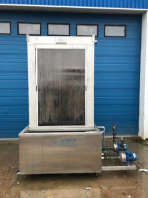 DANTECH/OMEGA isvandskøler til glassering