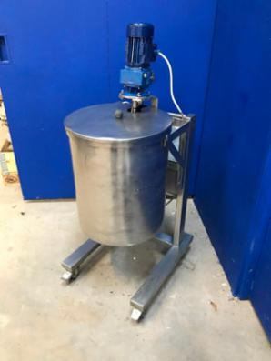 100 liters mixer