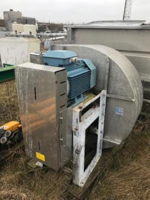 NOVENCO CAL710/100 ventilator