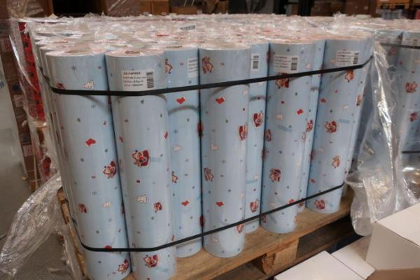 48 rl. gavepapir fætter br jul
