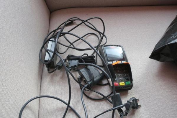 Betalingsterminal ingenico IPP350