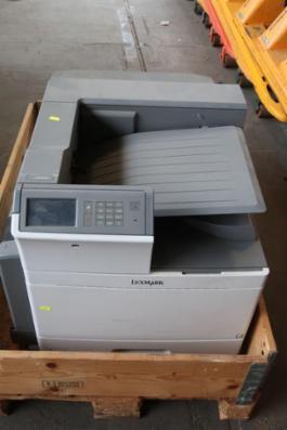 Printer lexmark C950DE