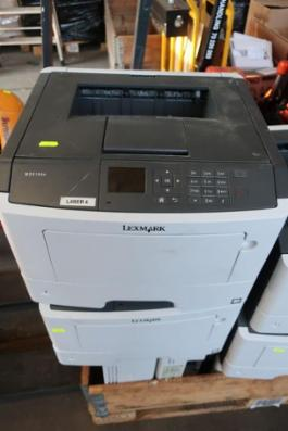 Printer lexmark MS510DN