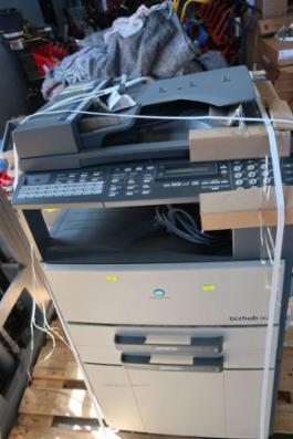 Printer bizhub 162