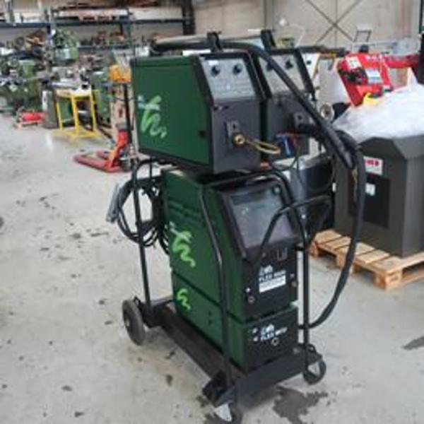 Brugt migatronic flex 4000 CO-2 anlæg - 400 amp.
