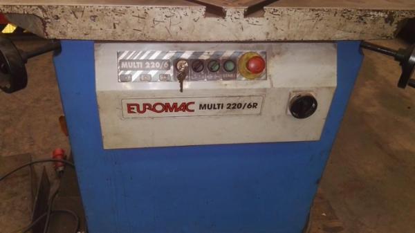 Euromac hjørneudklinker Multi 220/6