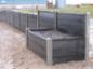 Vedligeholdelsesfrit beton Hegn fra Kota