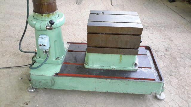 SYLVEST TRADING: Radialboremaskine